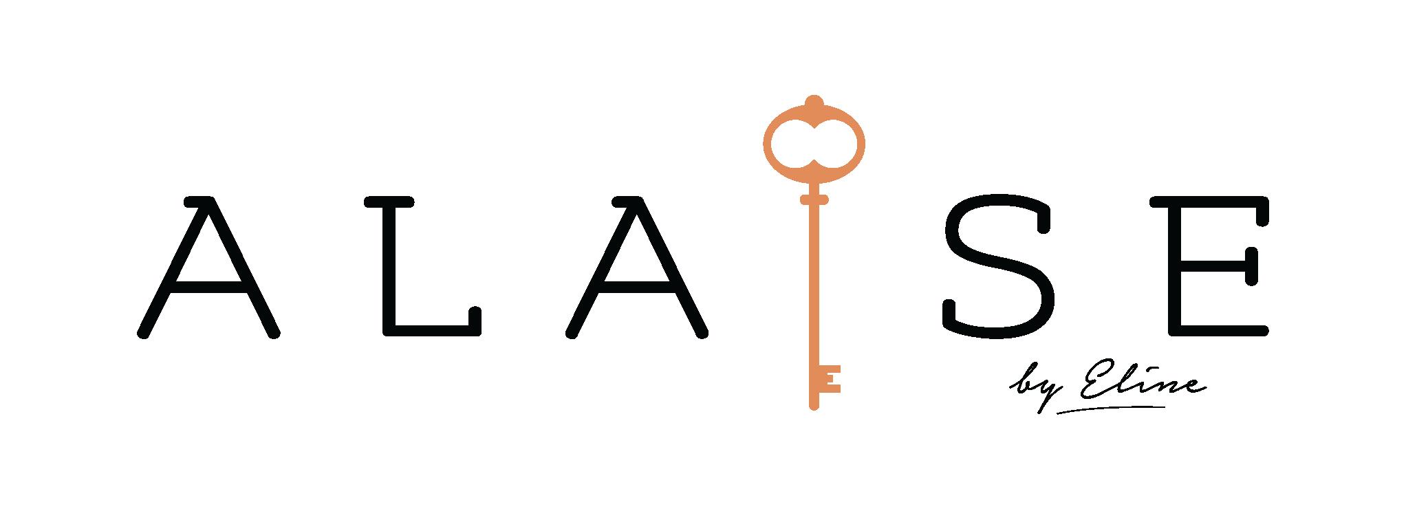 Alaise – Logo SCREEN (zwart:kleur)